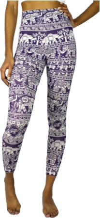 Elephant Pants Leggings - How to dress in Morocco