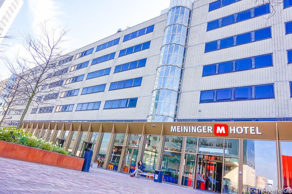 Hostel Review MEININGER Amsterdam Netherlands -16