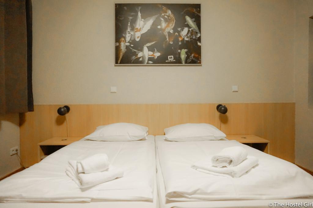 REVIEW- MEININGER Hotel Hamburg, Germany -8
