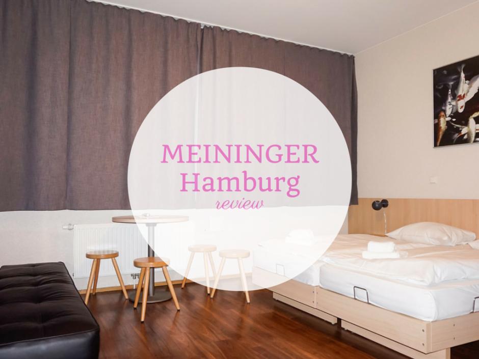 REVIEW: MEININGER Hotel Hamburg, Germany