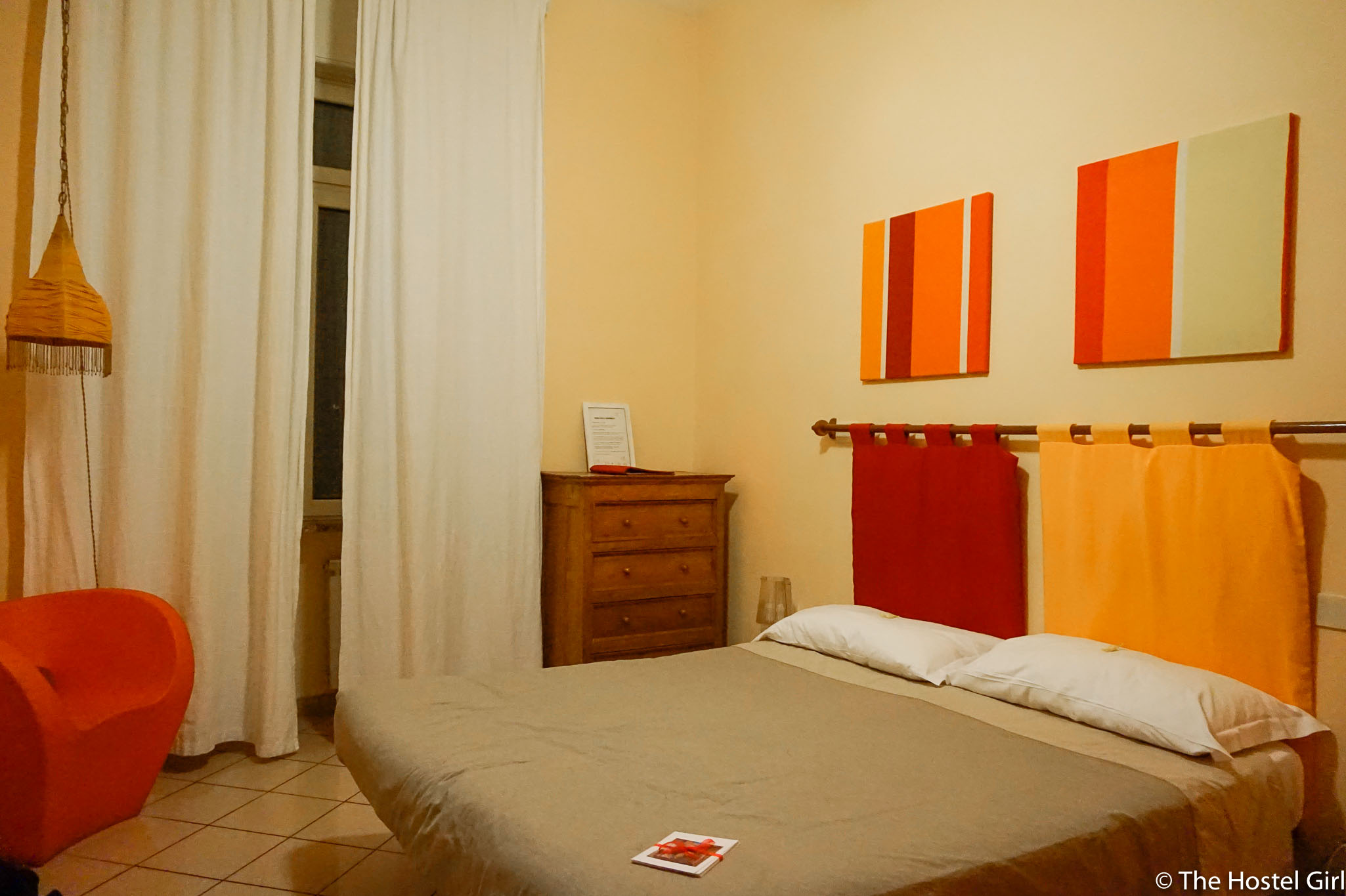 Review the beehive ho s tel rome italy 5 for The beehive rome