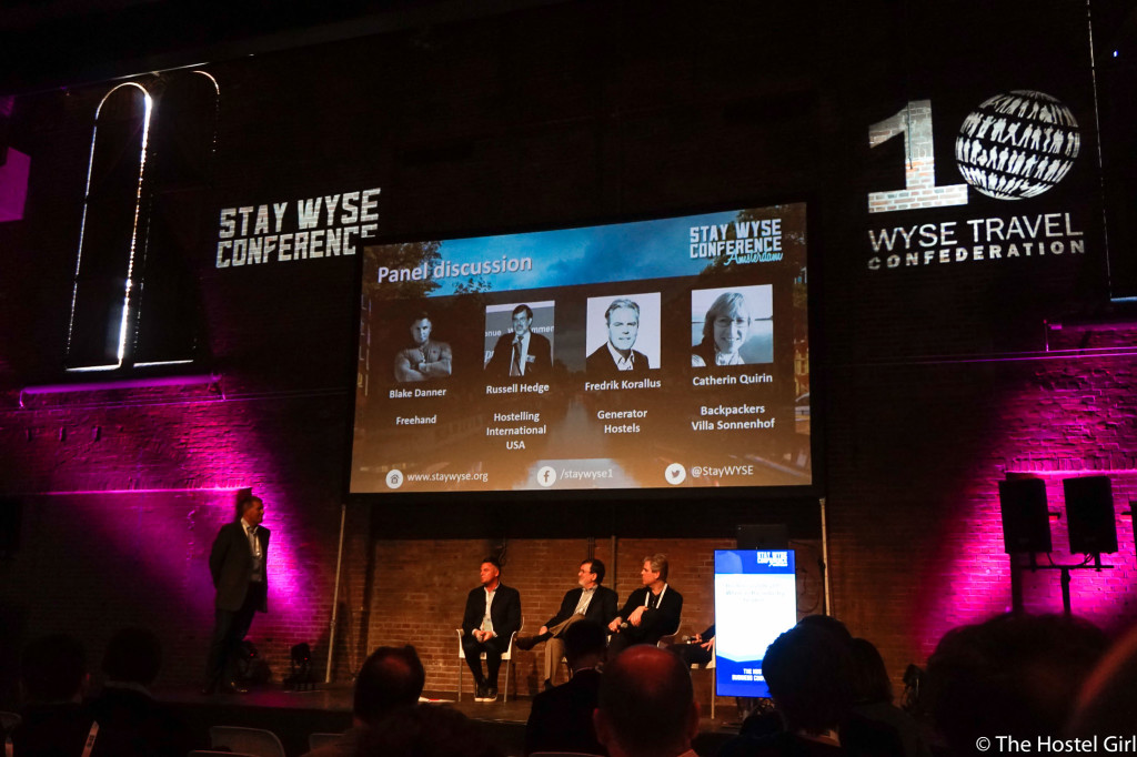 The Inaugural STAY WYSE Conference 2016 Amsterdam -3