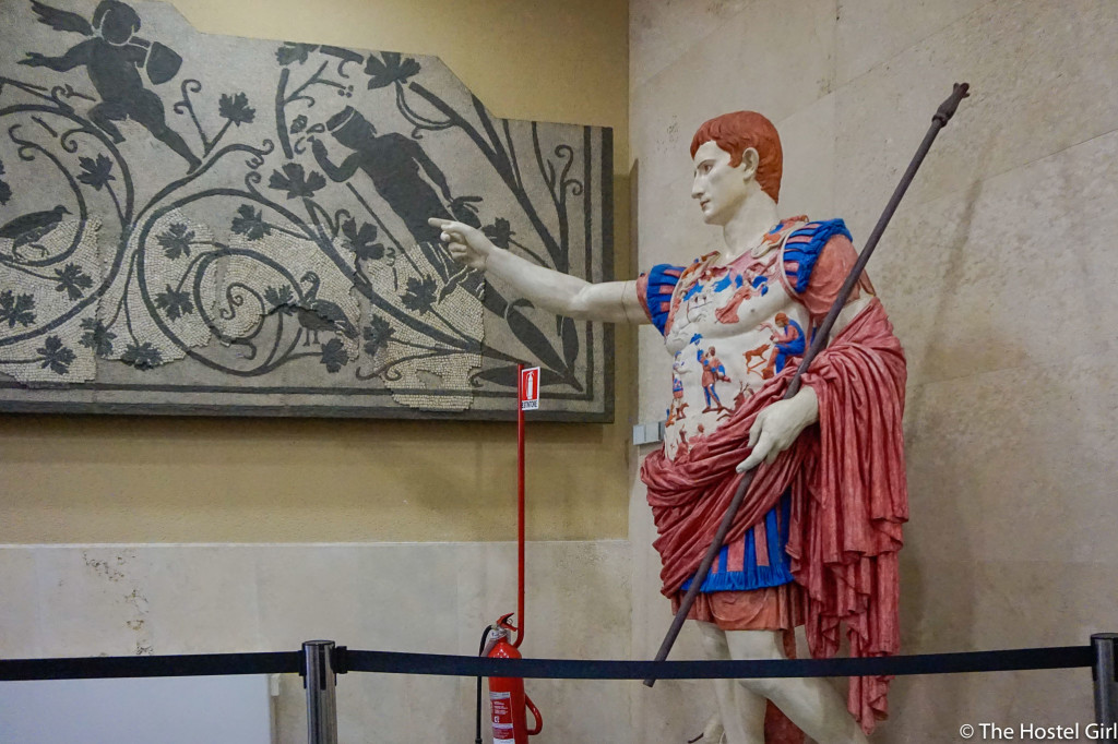 Visiting The Vatican Museums with Through Eternity Tours Rome Walking Tours Italy -3