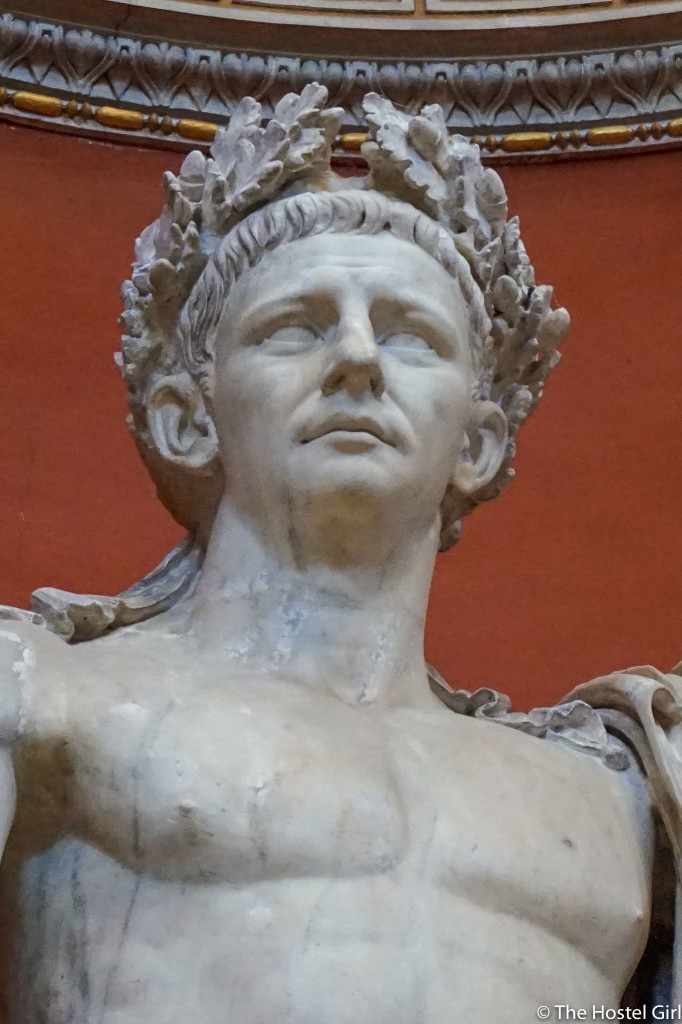Visiting The Vatican Museums with Through Eternity Tours Rome Walking Tours Italy -30