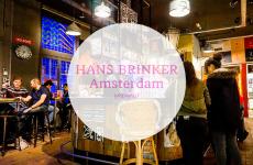 Amsterdam Hostel Review Hans Brinker Budget Hotel