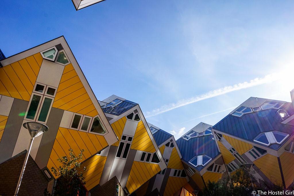 Europe's Famous Hostels Staff Meeting 2016 Hostel Room Rotterdam -9