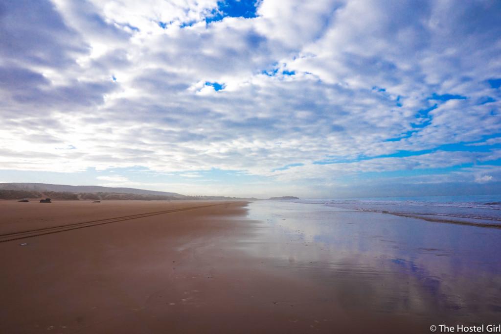 Morocco Beach Clean & How To Run Your Own Beach Clean -1
