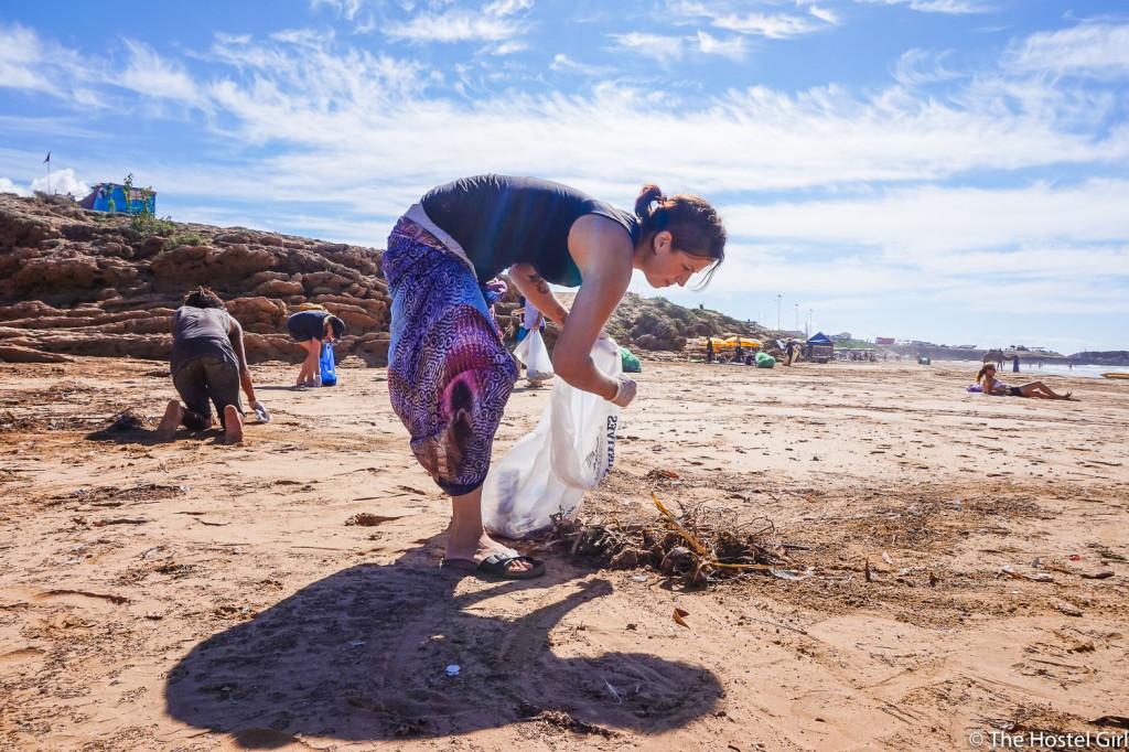 Morocco Beach Clean & How To Run Your Own Beach Clean -4
