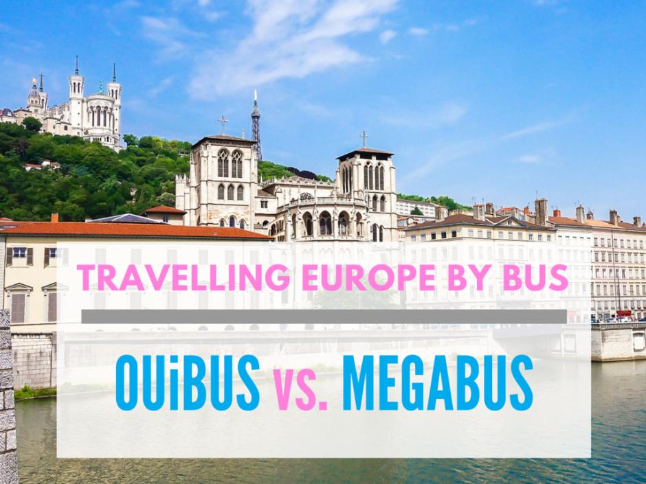 Travelling Europe By Bus - OUiBus vs Megabus
