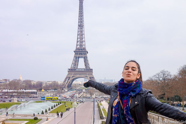 What's in My Suitcase? Paris Packing List