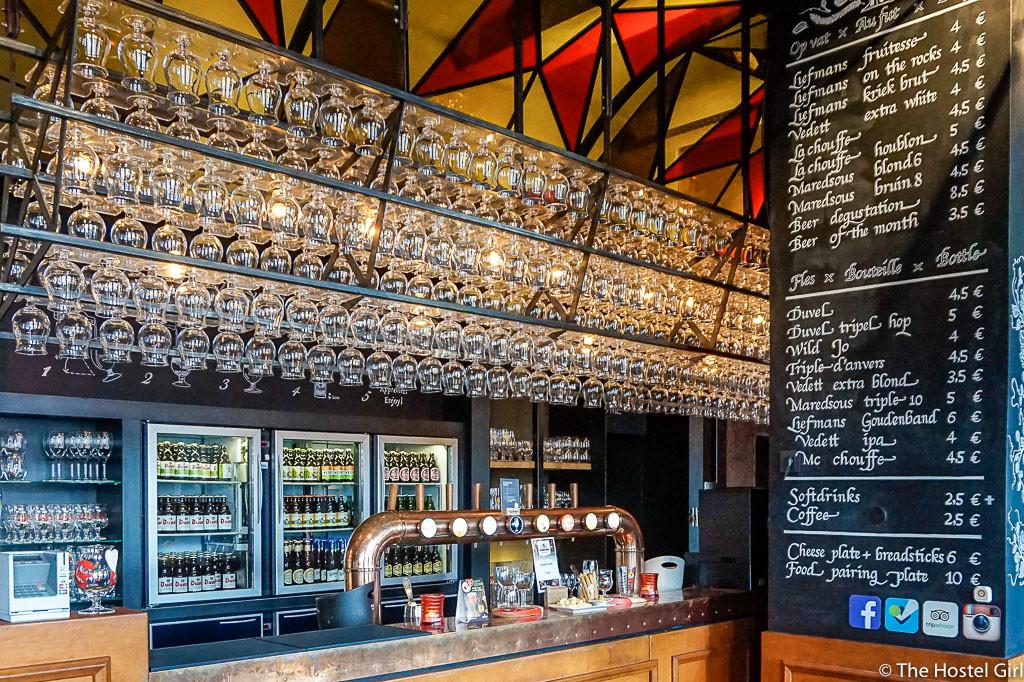 Best Beer Bars in Bruges -12