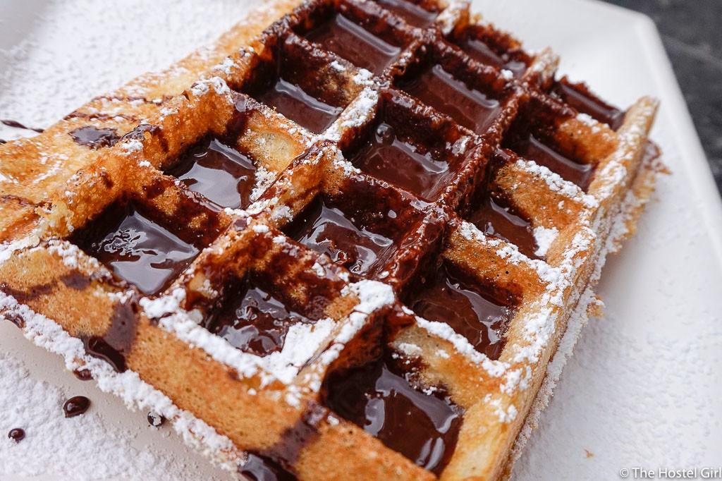Types of Belgian Waffles - Brussels vs Liege Waffles -1