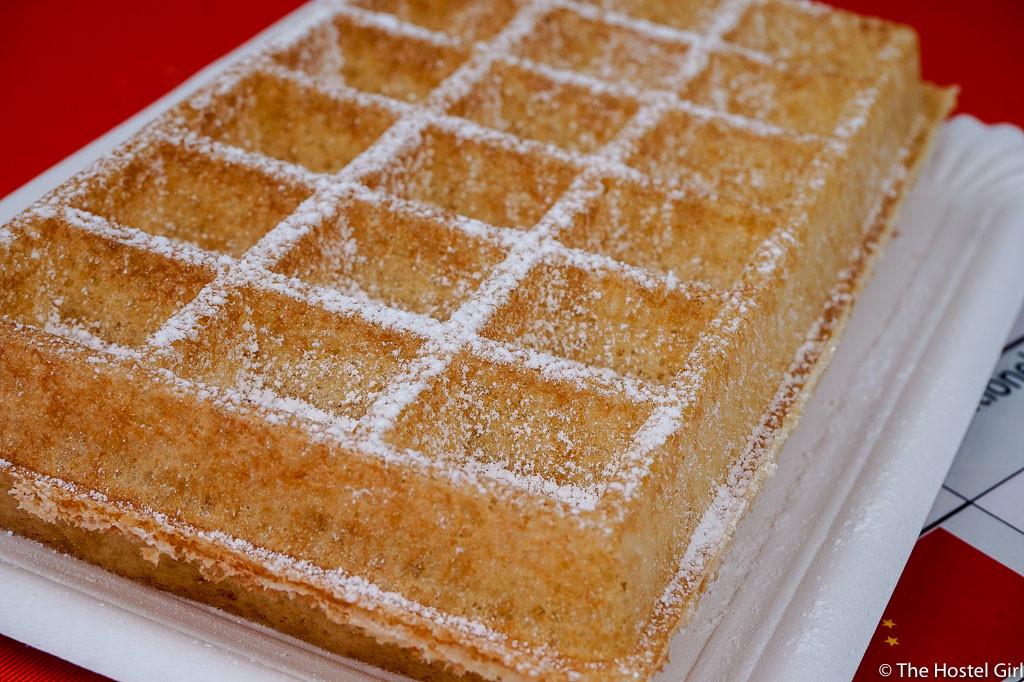 Types of Belgian Waffles - Brussels vs Liege Waffles -4