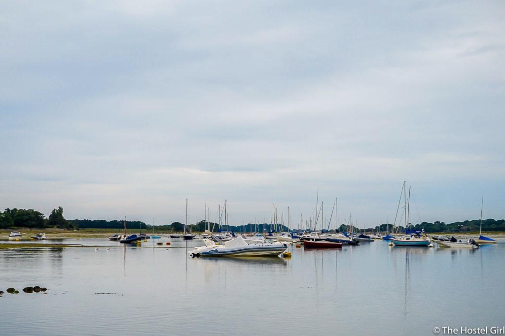 Photographing English Villages Bosham West Sussex 22