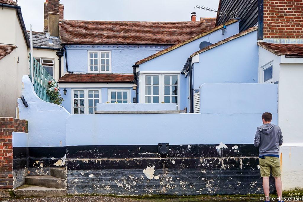 Photographing English Villages Bosham West Sussex 24