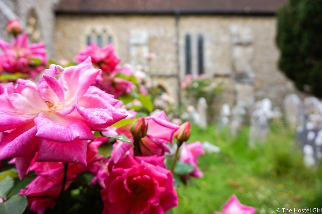 Photographing English Villages Bosham West Sussex 9