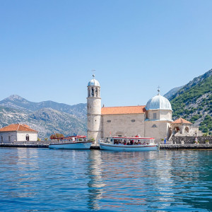 Bay of Kotor The Legend of Our Lady of The Rocks (Gospa od Skrpjela), Montenegro -1