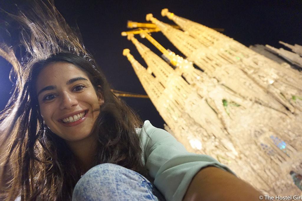 How To Photograph European Landmarks -4 Sagrada Família Barcelona