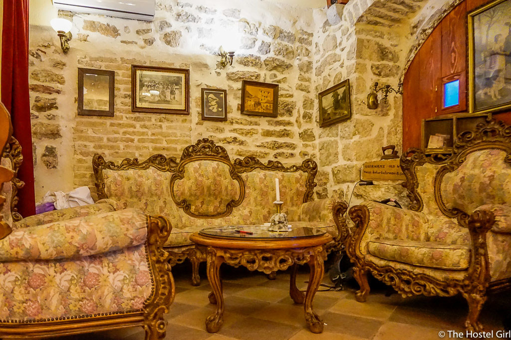 Earlybird Coffee Date at Old Town Kotor Hostel Review, Montenegro -17