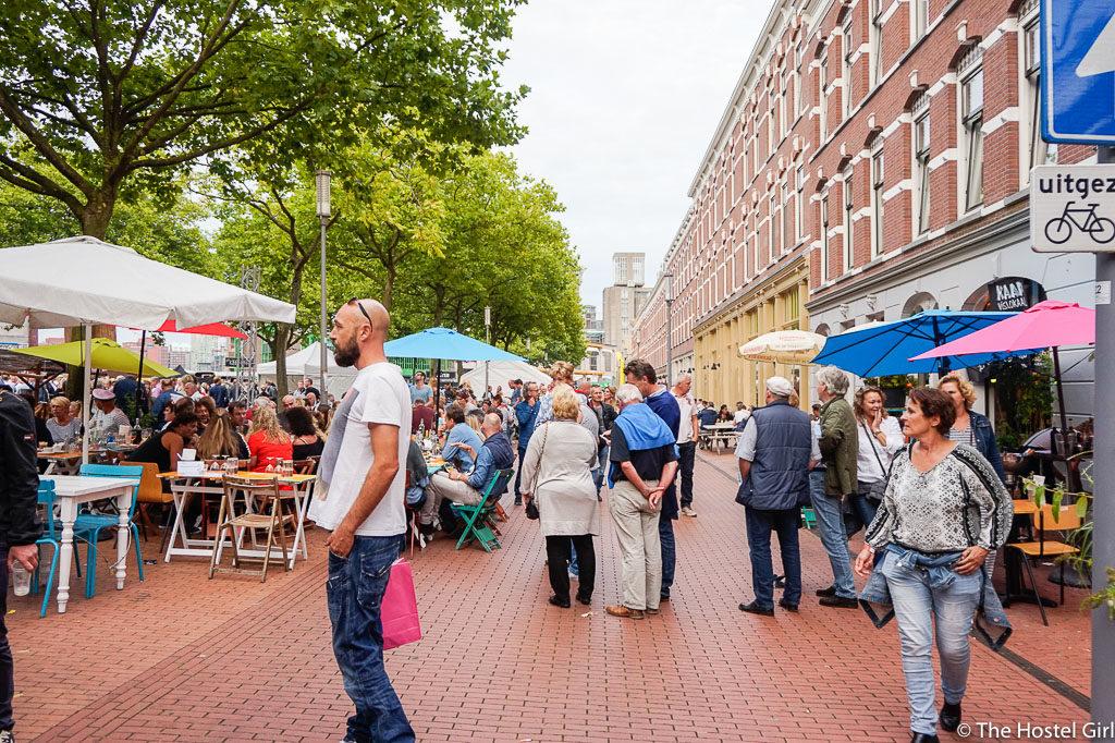 Rotterdam Festivals - Nacht van de Kaap at Wereld Haven Dagen Rotterdam 2016 -11