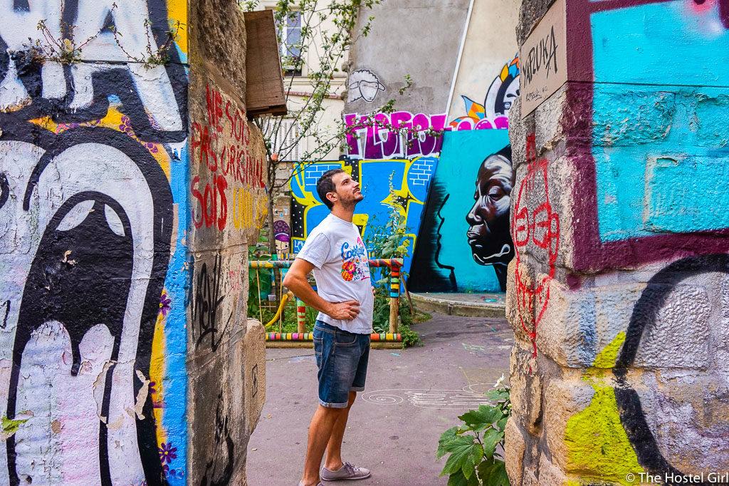 Belleville: The Home of Powerful Street Art in Paris