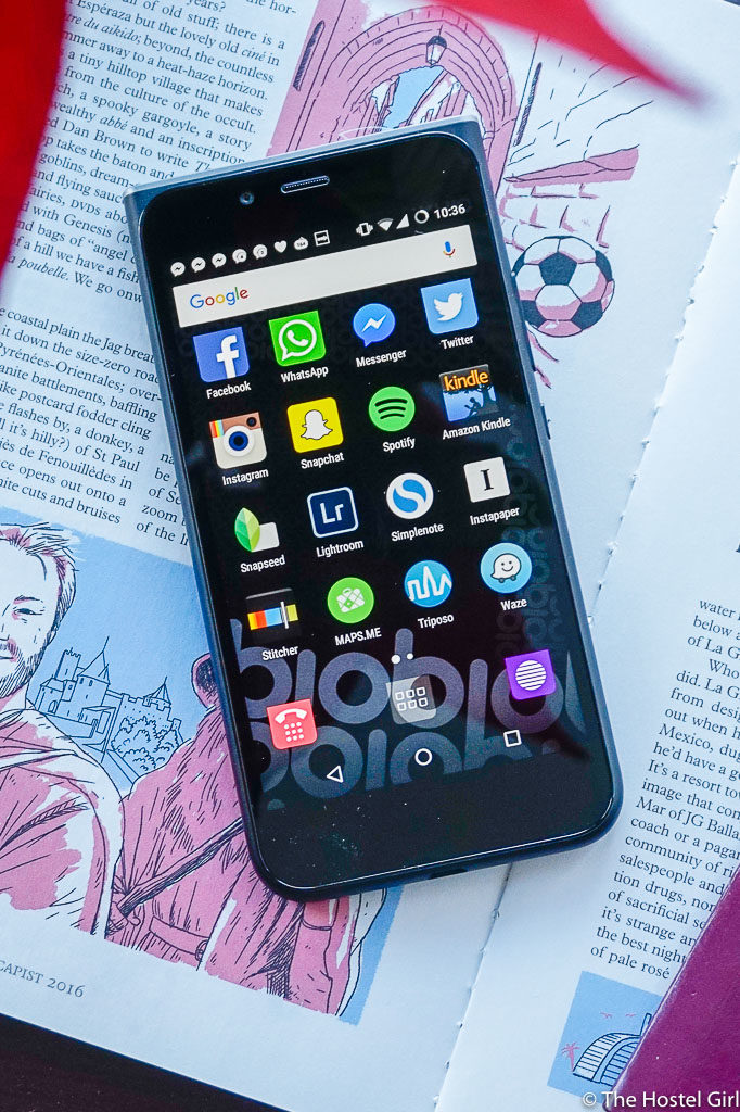 Obi Worldphone MV1 Review - The Perfect Traveller's Phone?