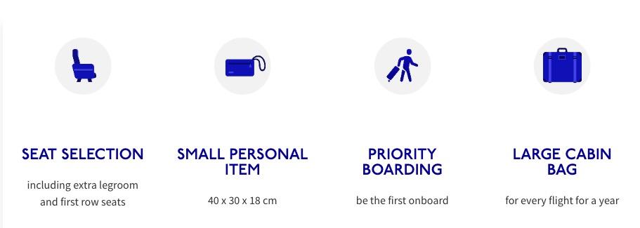 Budget Airline Reward Schemes & Membership Clubs in Europe