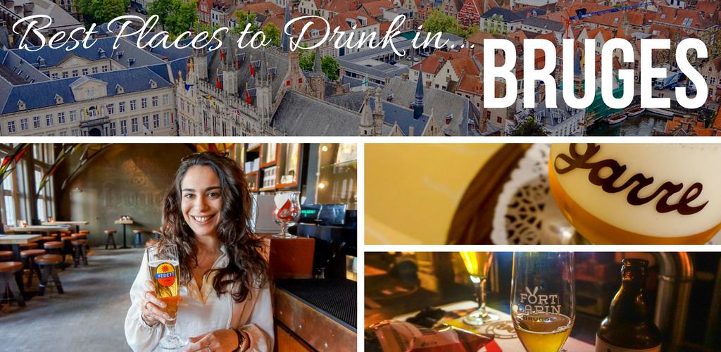 Bruges City Guide - Best Places to Drink Bruges