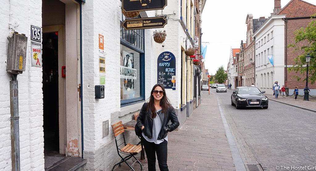 Bruges City Guide - Where To Stay In Bruges - Bruges Hostels