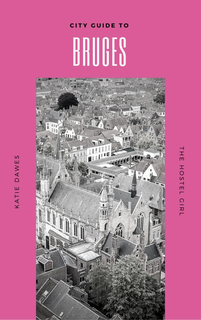 Bruges City Guide - Bruges Travel Guide