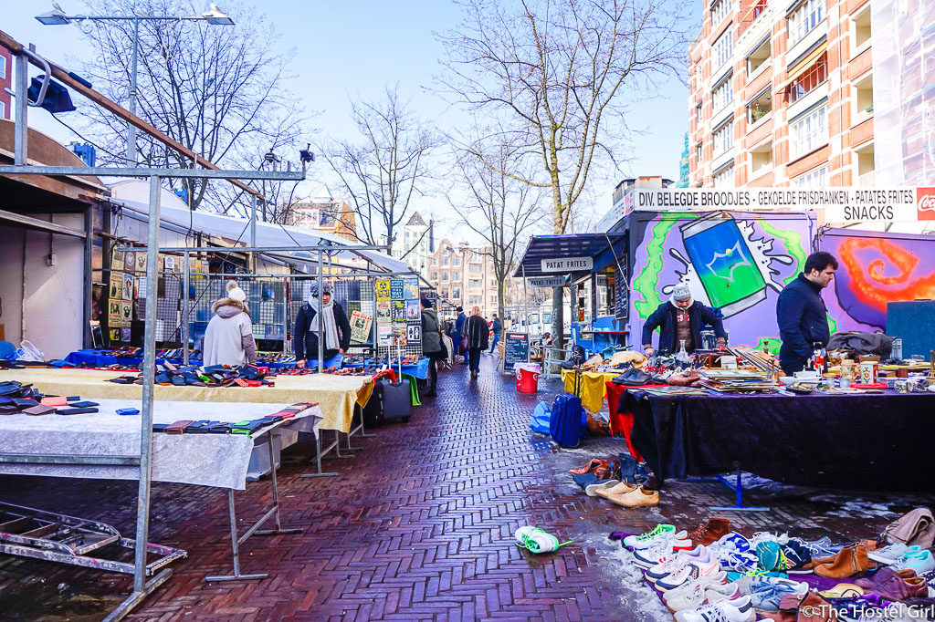 5 Of The Best Markets in Amsterdam -10