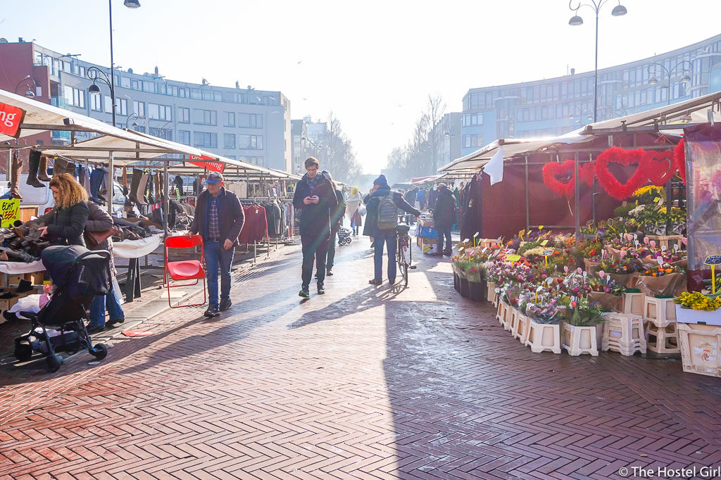 5 Of The Best Markets in Amsterdam -8