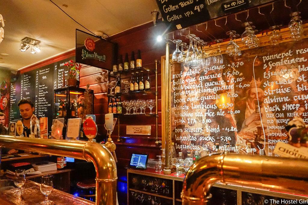 Amsterdam Nightlife - The Best Bars in Amsterdam -1