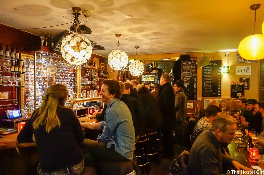 Amsterdam Nightlife - The Best Bars in Amsterdam -1-3