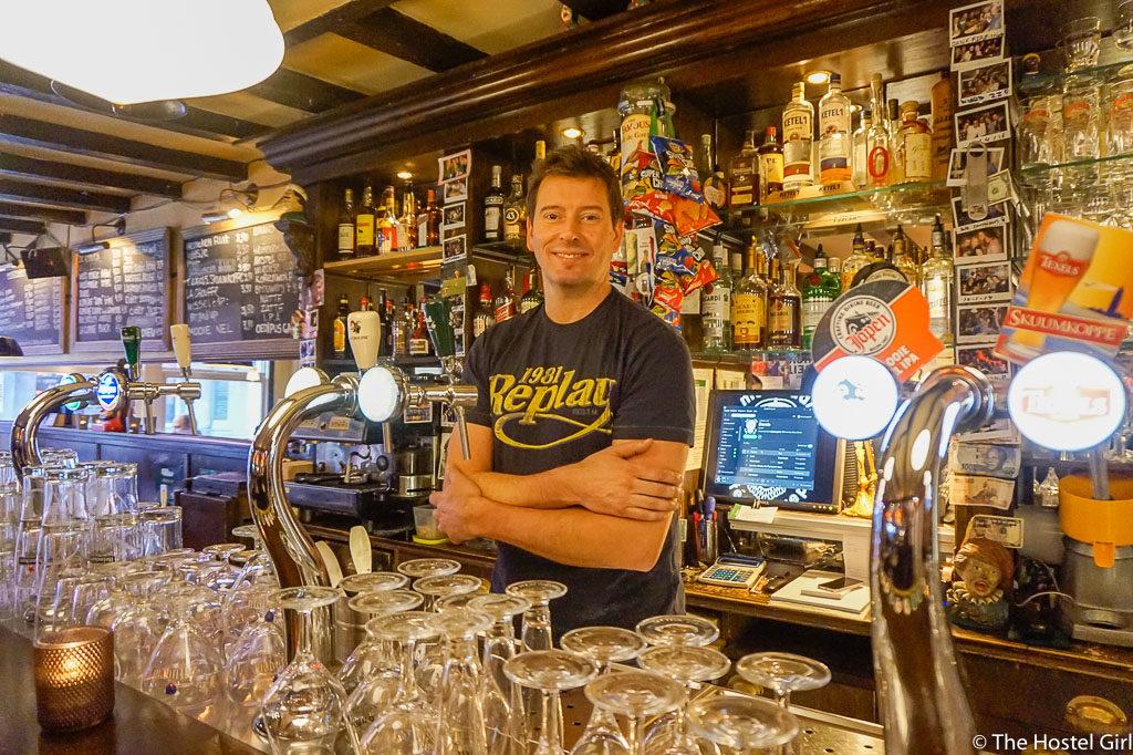 Amsterdam Nightlife - The Best Bars in Amsterdam -10