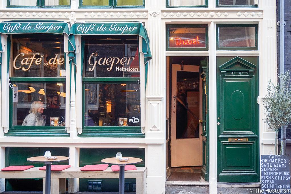 Amsterdam Nightlife - The Best Bars in Amsterdam -11