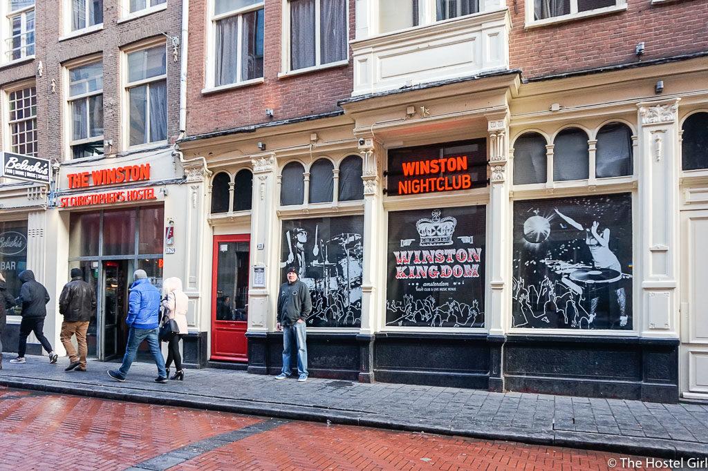 Amsterdam Nightlife - The Best Bars in Amsterdam -6