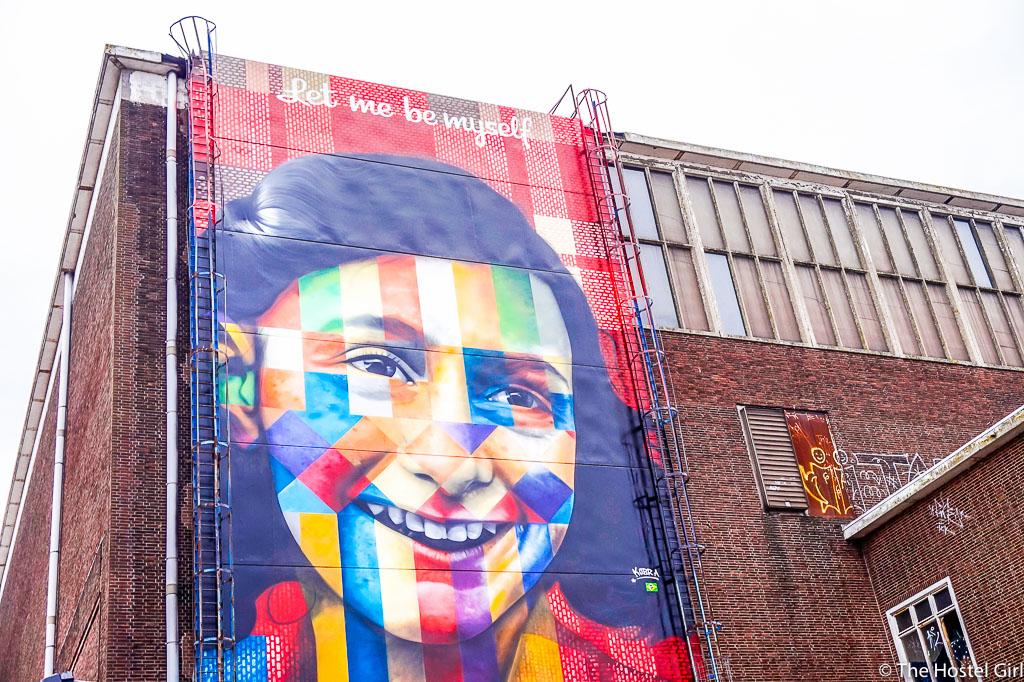 Noord Showcasing the Best Amsterdam Street Art -10