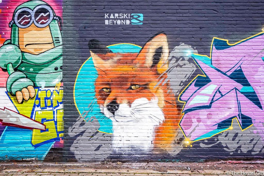 Noord Showcasing the Best Amsterdam Street Art -18