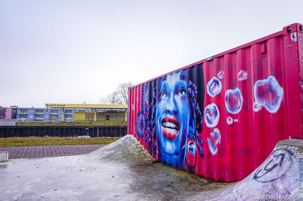 Noord Showcasing the Best Amsterdam Street Art -2