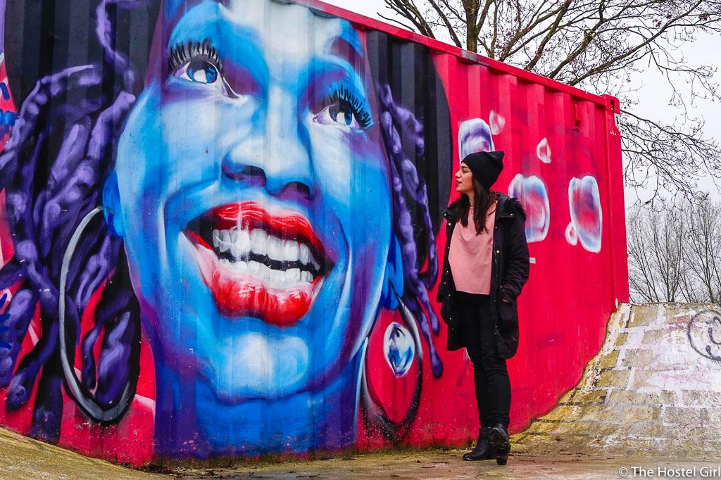 Noord Showcasing the Best Amsterdam Street Art -3