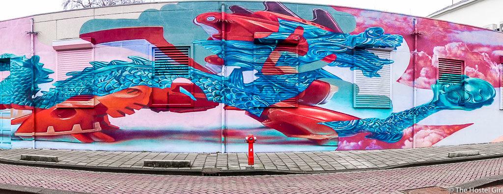 Noord Showcasing the Best Amsterdam Street Art -4