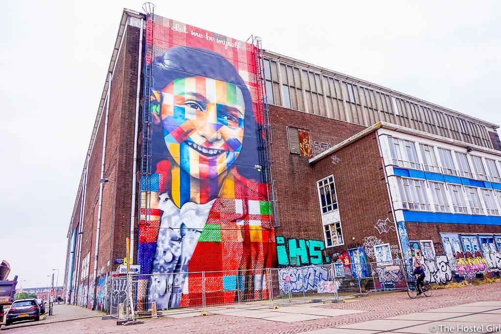 Noord Showcasing the Best Amsterdam Street Art -9