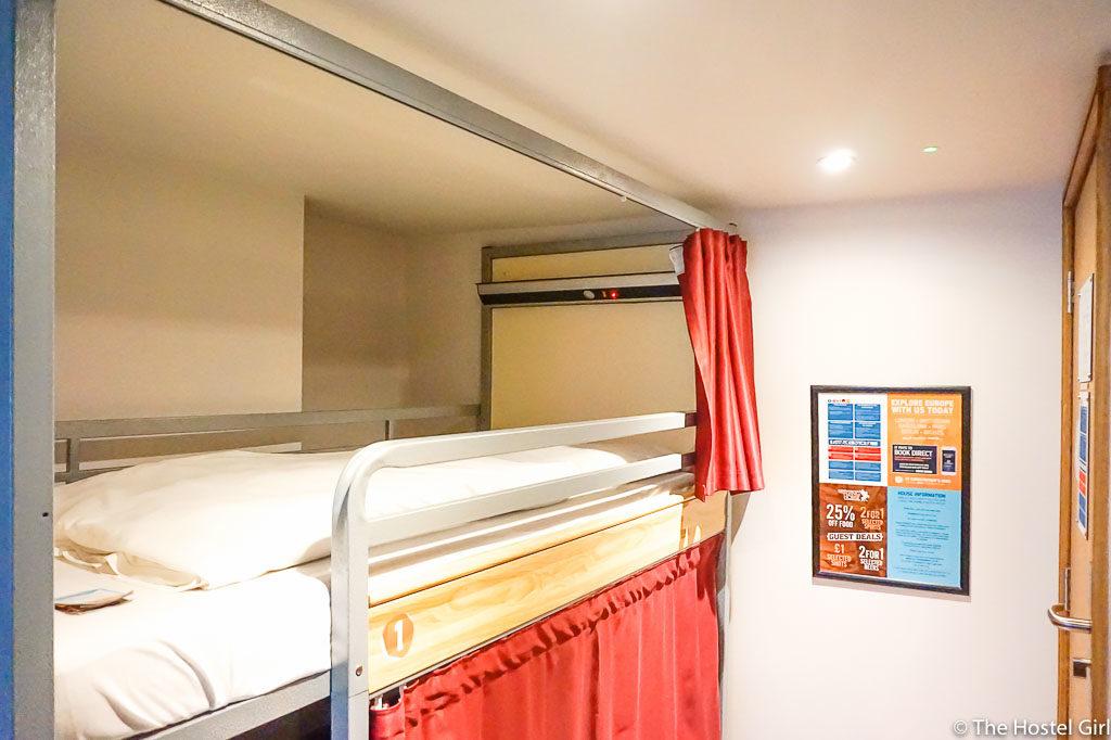 REVIEW - St Christopher's Inn Liverpool Street London Hostel -12