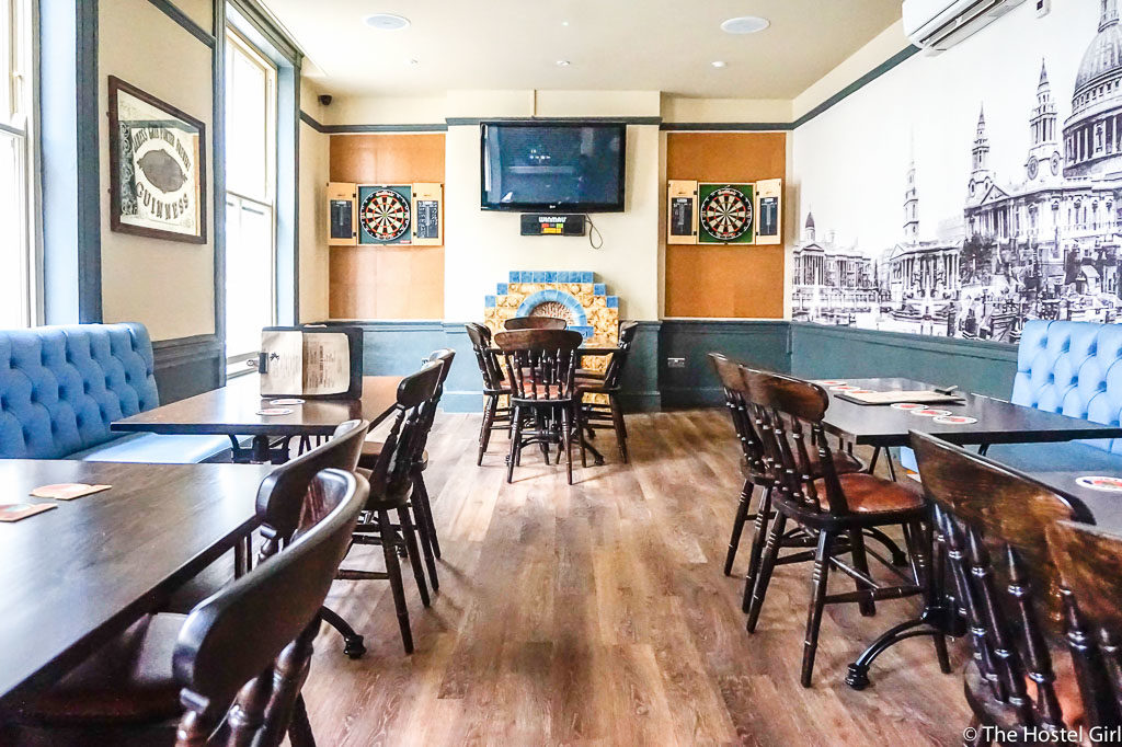 REVIEW - St Christopher's Inn Liverpool Street London Hostel -24
