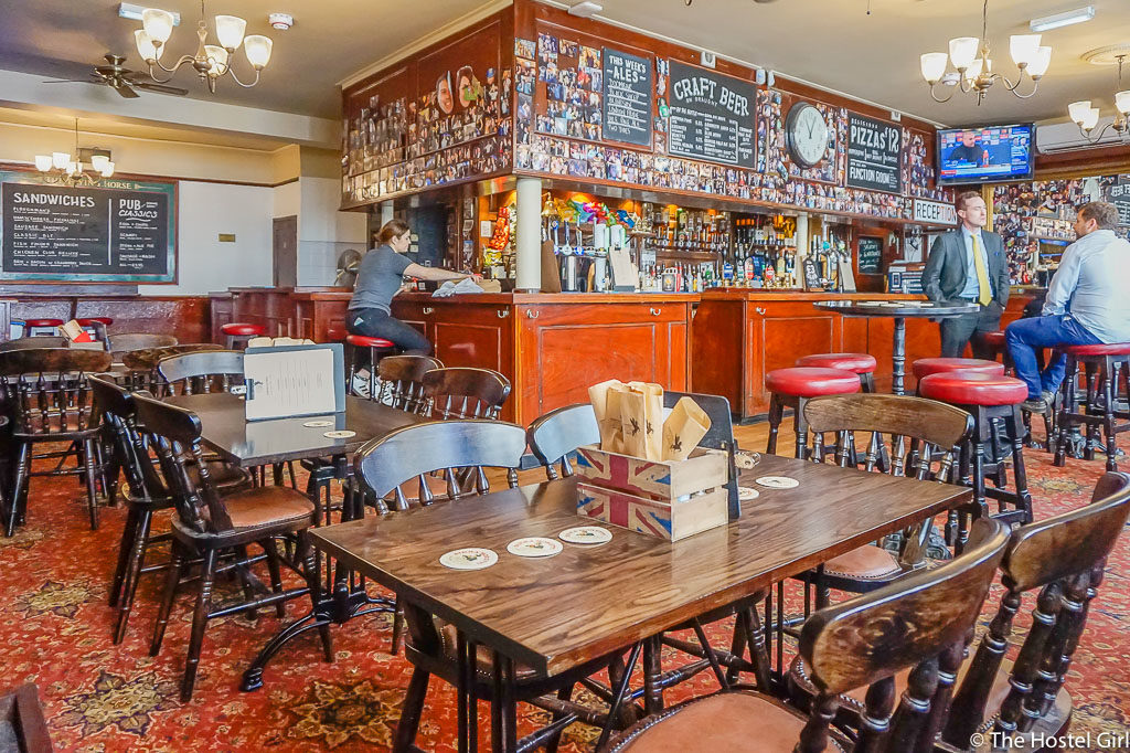 REVIEW - St Christopher's Inn Liverpool Street London Hostel -27