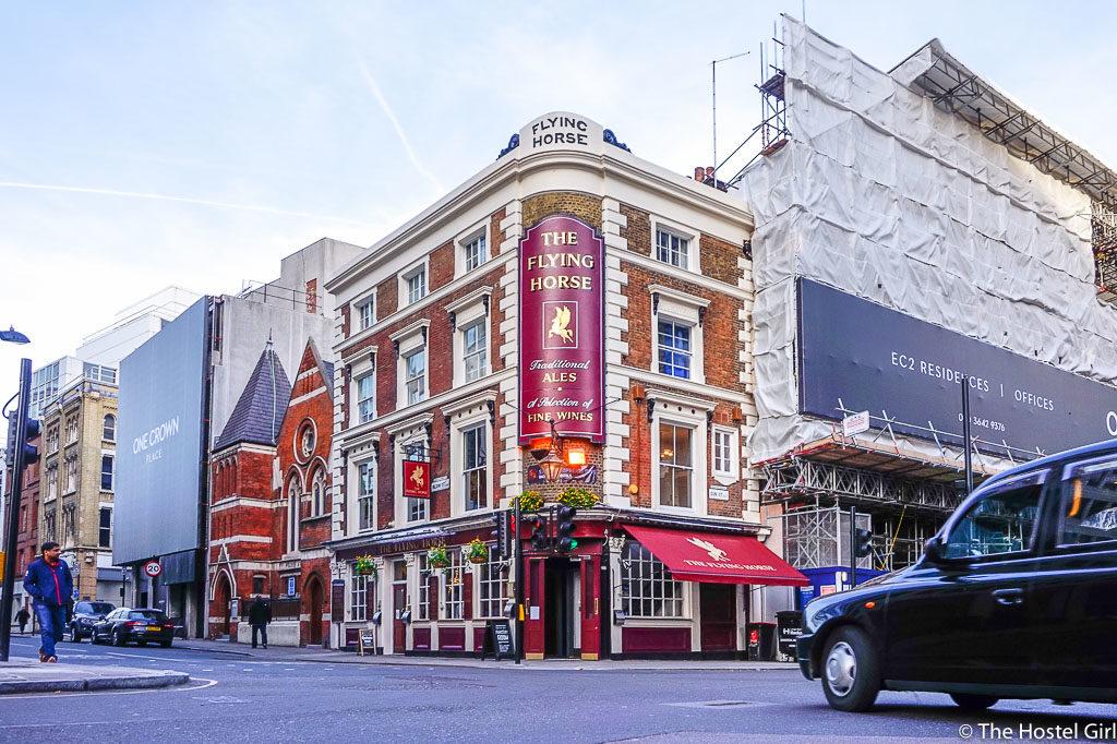 REVIEW - St Christopher's Inn Liverpool Street London Hostel -8