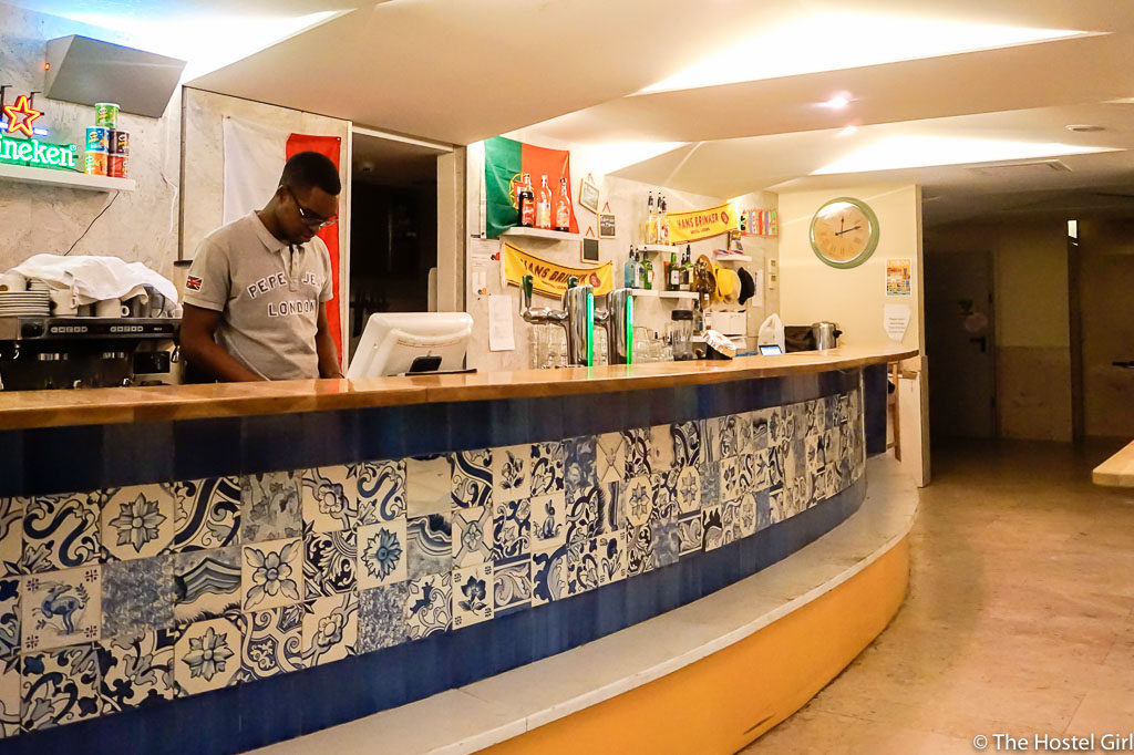 HOSTEL REVIEW Hans Brinker Hostel Lisbon -19