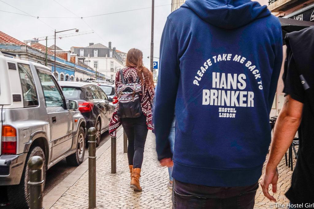 HOSTEL REVIEW Hans Brinker Hostel Lisbon -26