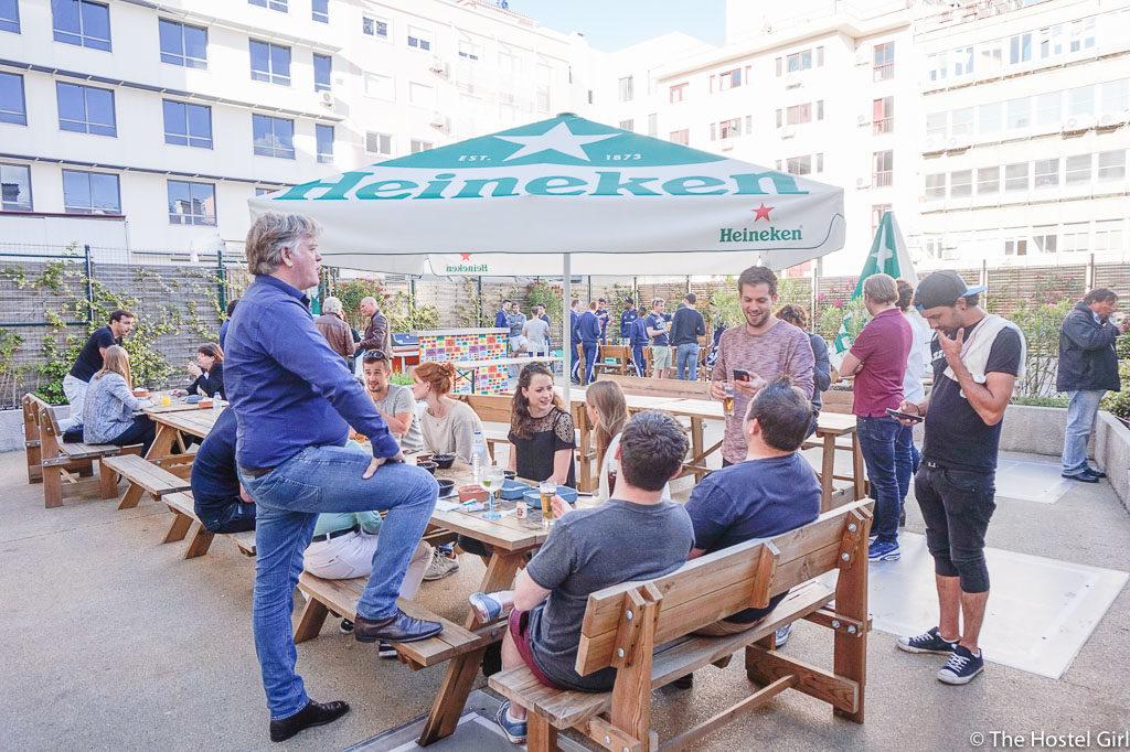 HOSTEL REVIEW Hans Brinker Hostel Lisbon -31